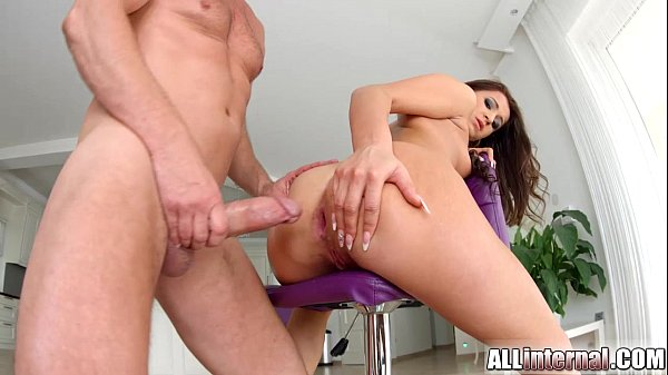 Allinternal Cindy Bubble runs in rivulets jizz from her anal invasion internal ejaculation
